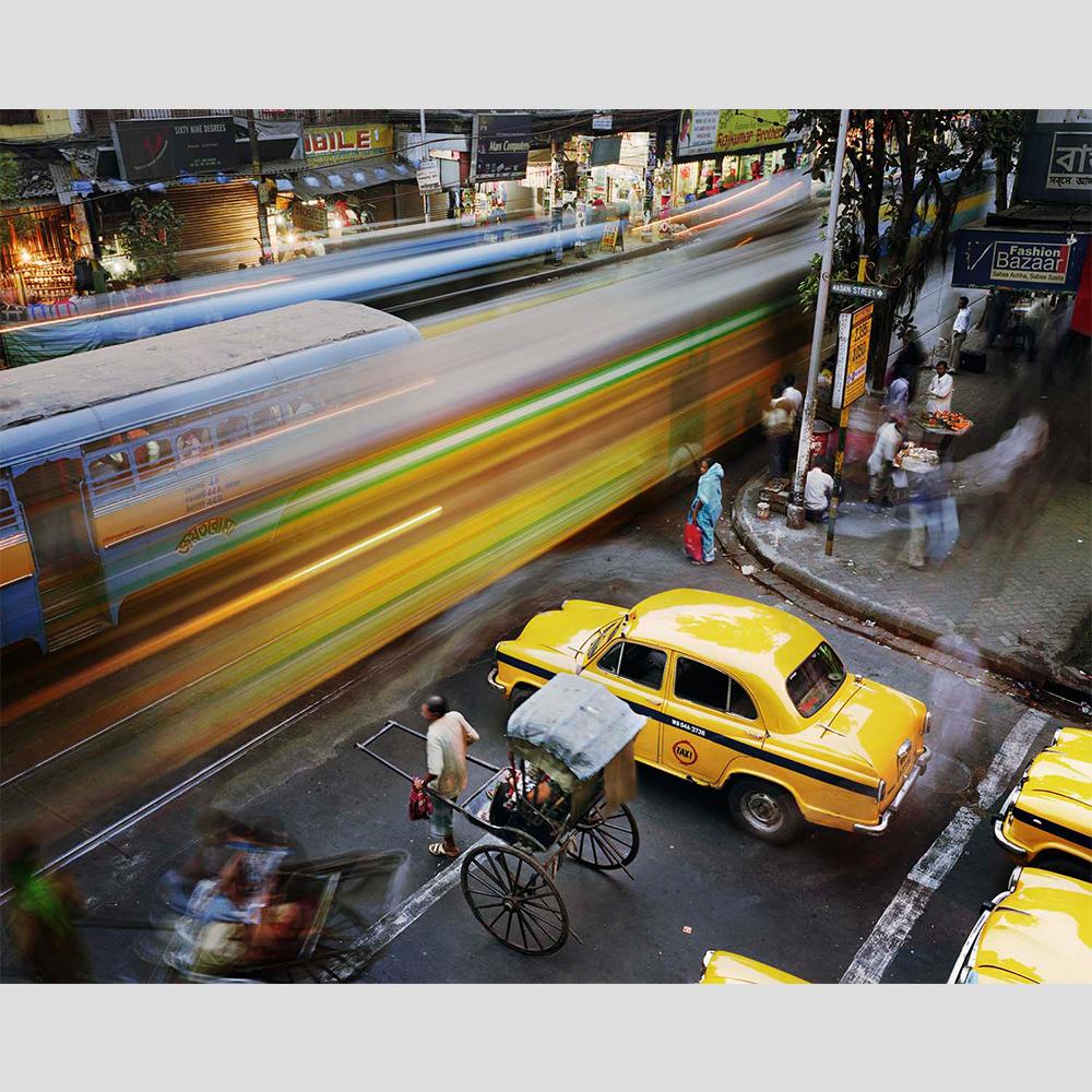 Kolkata (Calcutta), India, 2008 © Martin Roemers