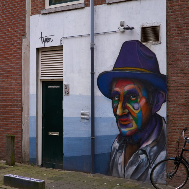 Motel Mozaique: Rotterdam Street Art Route