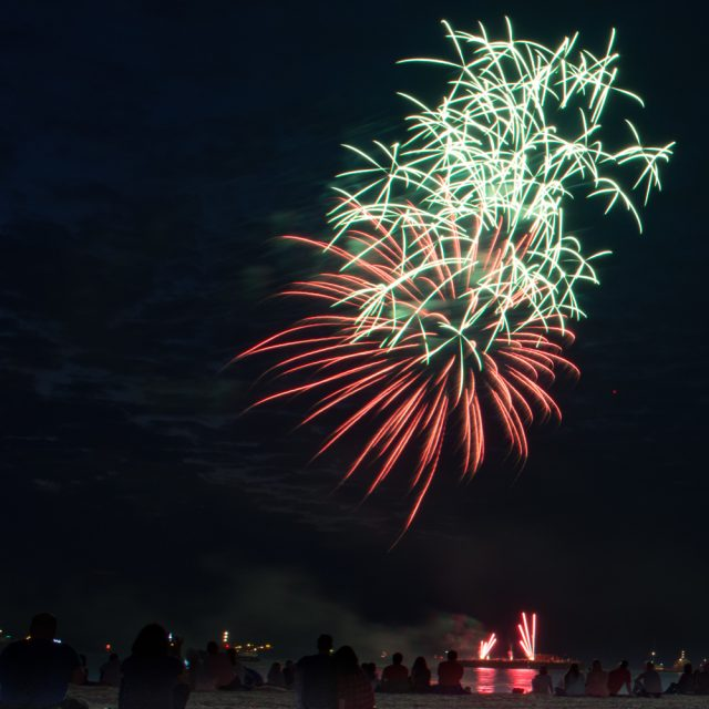 International Fireworks Festival Scheveningen 2017