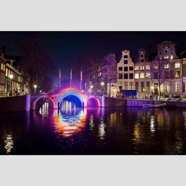 Amsterdam Light Festival 2016-2017