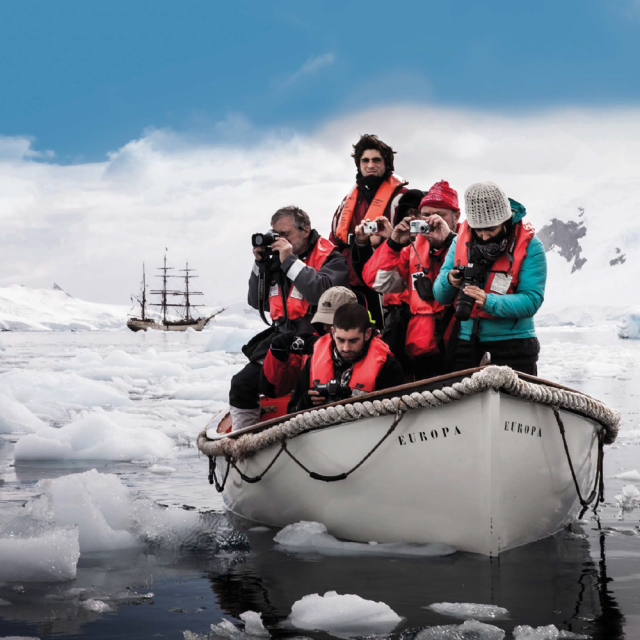 Antarctica photography expedition